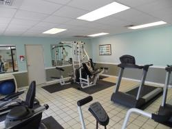 Click to enlarge image Community exercise room - Sandcastle Condo - $129,950Efficiency/1BA Condo, 486 sq ftPort Aransas, Texas