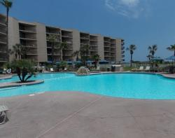 Click to enlarge image Swimming pool - Sandcastle Condo - $129,950Efficiency/1BA Condo, 486 sq ftPort Aransas, Texas