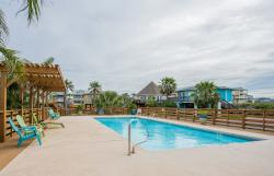 Click to enlarge image  - 1923 South 11th Street Unit 5 (Sunday Villas) - $1990002BD / 1.5BA Condo,867 sqft Port Aransas, Texas