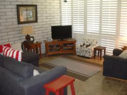 Click to enlarge image Living area - 211 Sea Sands - $137,0002BD/2BA Condo, 1044 sq ftPort Aransas, Texas